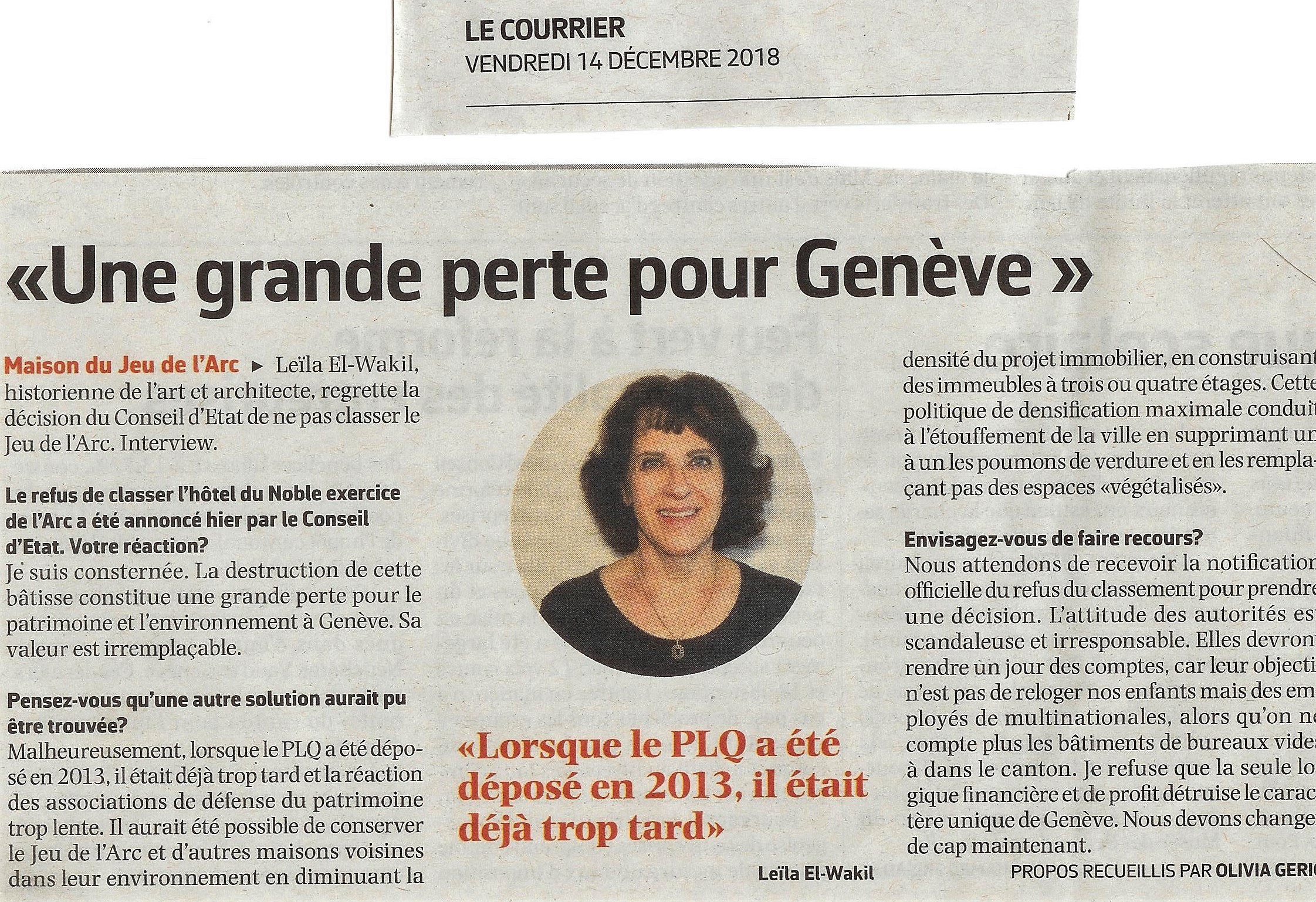 LE COURRIER 17 DEC
