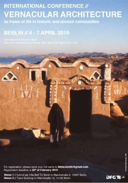berlin april 2019